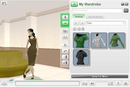 Lively - wardrobe